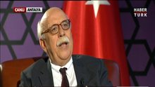 Nabi Avcı Habertürk TV'ye konuştu