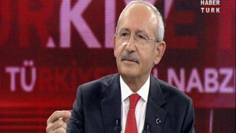 Kılıçdaroğlu'ndan canlı yayında istifa resti!
