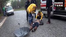 Eski eşinin boğazını keserek öldürdü