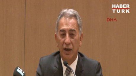 Adnan Polat'ın basın toplantısı