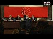 Kılıçdaroğlu mikrofonun açık olduğunu unuttu!