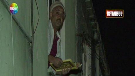 Polisler basınca Kur'an okudu!