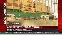 Türk yolcu o anları anlattı!