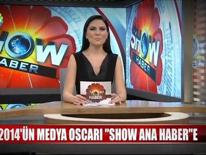 2014'ün medya oscarı 'Show Ana Haber'e