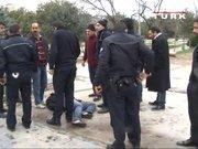 Gezi Parkı'nda kavga!
