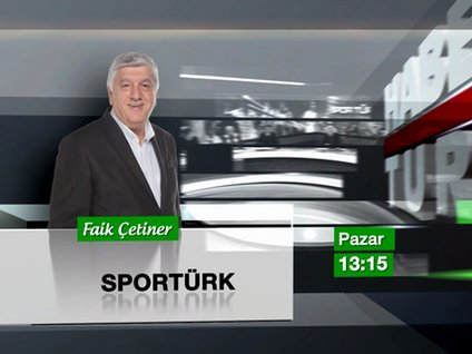 Sportürk - 4 Ocak Pazar
