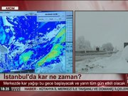 İstanbul'a beklenen kar düştü!