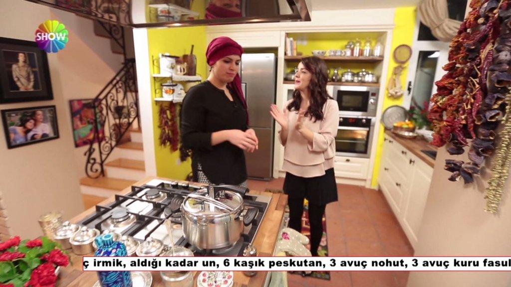 'Peskutanlı Köfte' tarifi / Nursel'in Mutfağı