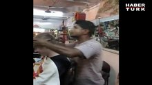 Hint usulü berber masajı!