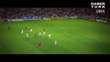 """UEFA'dan  """"Türk lokumu"""" golleri"""