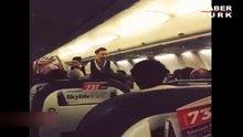Bülent Ersoy'un THY uçağındaki görüntüsü ortaya çıktı