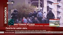 Paris'te bir saldırı daha!