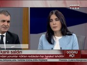 Ömer Çelik Habertürk TV'de