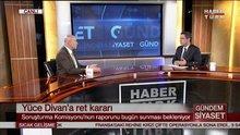 Komisyon üyeleri Habertürk'e konuştu