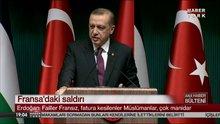Cumhurbaşkanı Erdoğan'dan Netanyahu'ya sert tepki