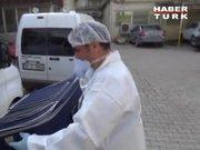Bomba ihbarı yapılan valizden ceset çıktı!