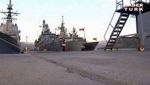 Kanada savaş gemisinin NATO tatbikat yazışmaları çöpte bulundu