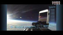 Uzaydan iPhone fırlattılar!