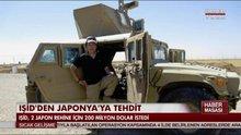 IŞİD'den Japonya'ya tehdit!