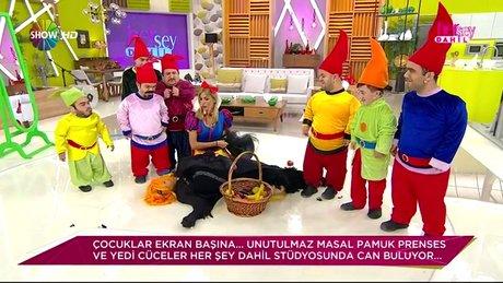 Pamuk Prenses ve Yedi Cüceler Her Şey Dahil'de!