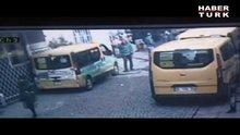 Taksim saldırganı böyle kaçtı!