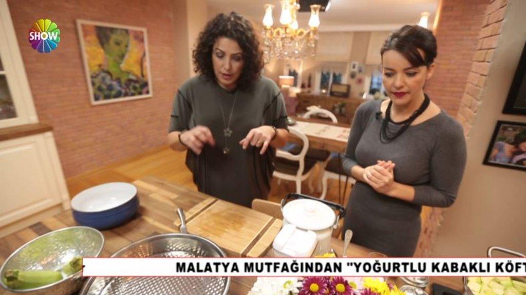 Yoğurtlu Ve Kabaklı Köfte tarifi / Nursel'in Mutfağı
