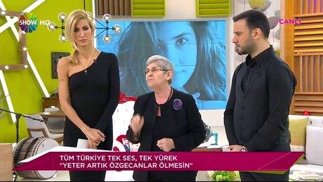"""Canan Karatay'dan """"Özgecan"""" çıkışı!"""