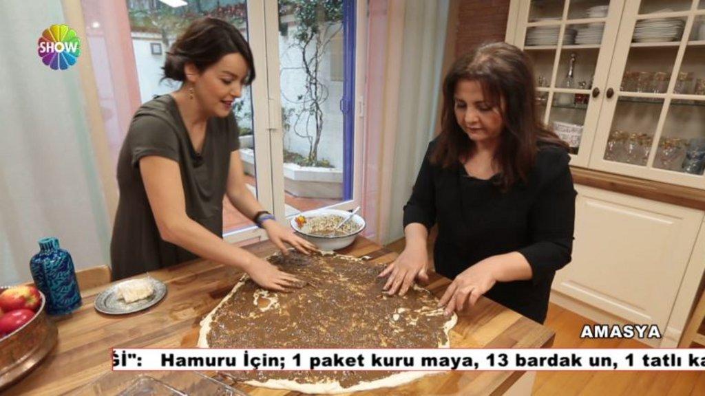 Nursel'in Mutfağı Amasya (Show Tv)