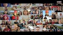 İşte Cumhurbaşkanı Erdoğan için hazırlanan doğum günü klibi