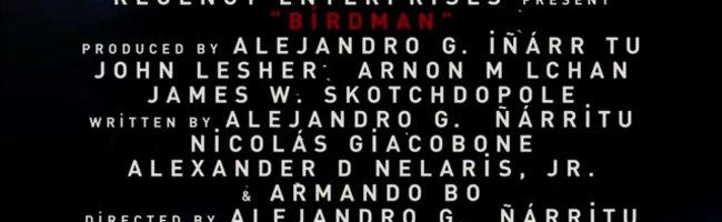 Birdman veya Cahilliğin Umulmayan Erdemi