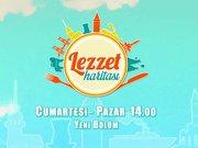 Lezzet Haritası / Cumartesi - Pazar 14.00
