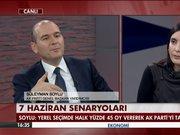 Süleyman Soylu Habertürk TV'de!