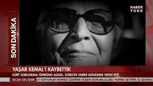 Yaşar Kemal'i kaybettik!