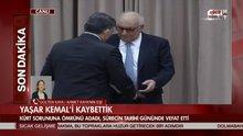 Gülten Kaya, Yaşar Kemal'in vefatı hakkında konuştu