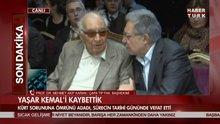 Yaşar Kemal'in doktoru konuştu!