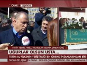 Fatih Terim Yaşar Kemal'i anlattı