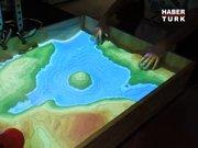 Daha önce böyle bir harita görmediniz!