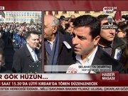 Selahattin Demirtaş Yaşar Kemal'i anlattı