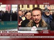 Orhan Gencebay Yaşar Kemal'in cenazesine katıldı