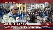 Oral Çalışlar, Yaşar Kemal'in ardından anlattı!