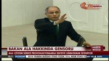 İçişleri Bakanı Efkan Ala: Anayasayı tanımıyoruz