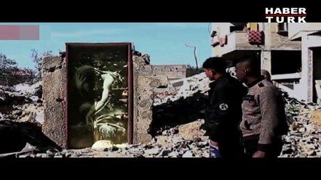 Banksy, Gazze sokaklarında!