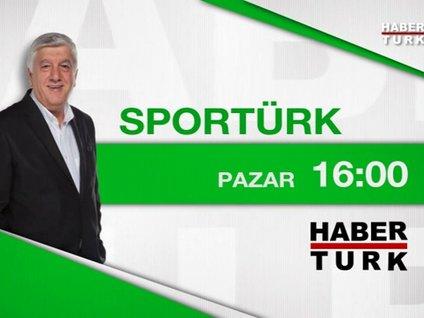 Sportürk- 8 Mart Pazar 16:00