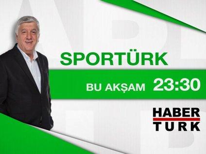 Sportürk- 8 Mart Pazar 23:30