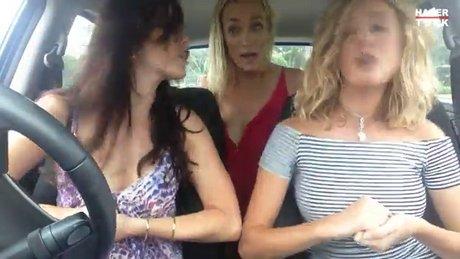 3 kızdan rekor kıran video