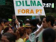 Brezilya'da milyonluk protesto