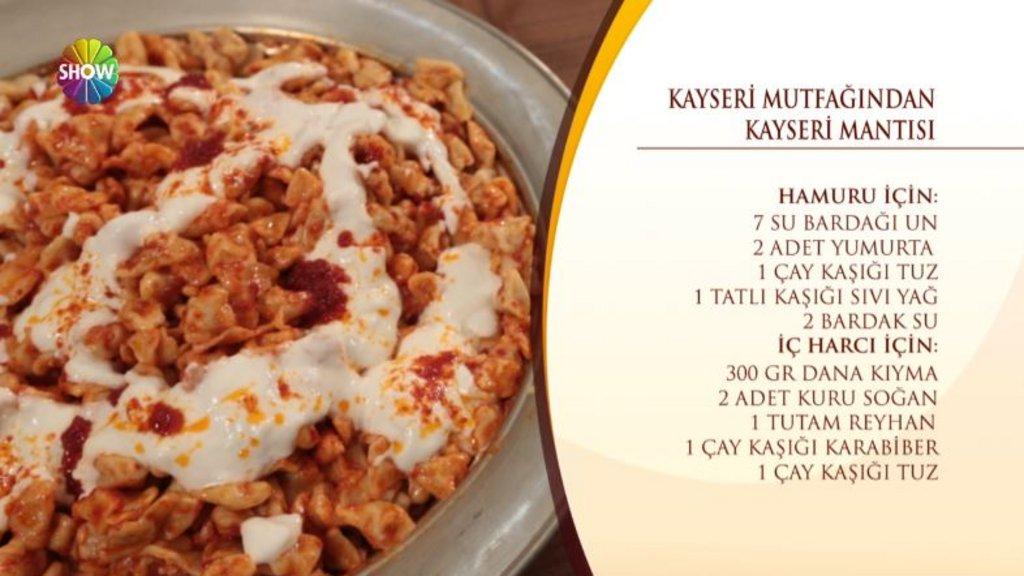Kayseri Mantısı tarifi / Nursel'in Mutfağı