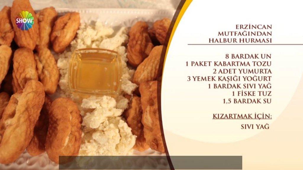 Nurselin Mutfağı HALBUR HURMASI Tarifi 93