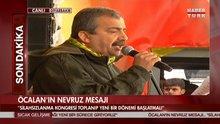 İşte Öcalan'ın mesajı!