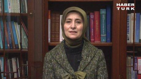 Kadına şiddete dur kampanyasına Sare Davutoğlu'ndan destek